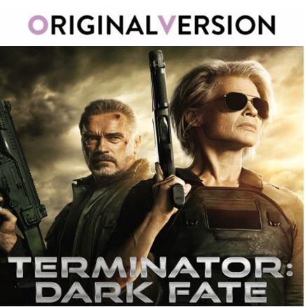 06.11.2019 | Cineplexx Mattersburg | OV-Night: Terminator Dark Fate