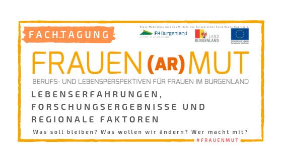 25.09.2019 | Campus Eisenstadt | FrauenMut - die Fachtagung