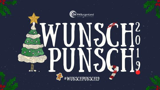 20.12.2019 | Campus Eisenstadt | #WunschPunsch19