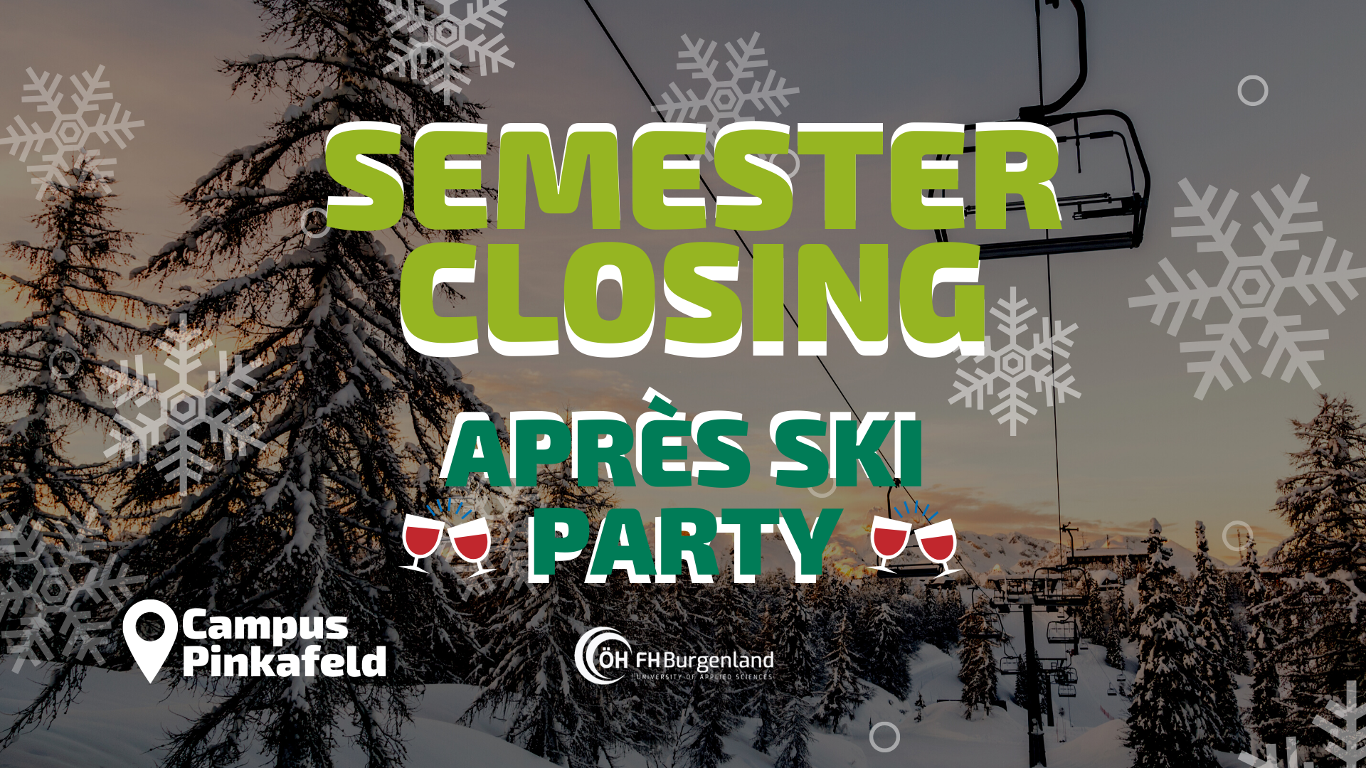 24.01.20 | Campus Pinkafeld | Aprés Ski Party